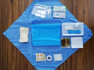 一次性使用采血输液辅助包