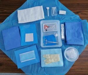 一次性血管造影手术包